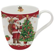 MERRY CHRISTMAS: Tazza in Porcellana Dec3 350 ml