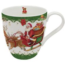 MERRY CHRISTMAS: Tazza in Porcellana Dec2 350 ml