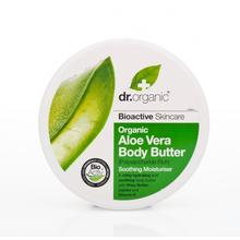 Organic Aloe Vera Body Butter 200 ml