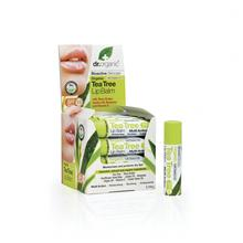 Organic Tea Tree Lip Balm 5,7 ml