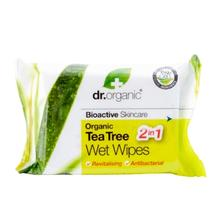 Organic Tea Tree - Salviette 20 pz