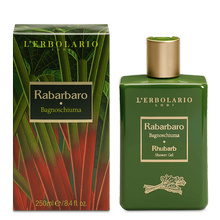 Rabarbaro Bagnoschiuma 250 ml - L'Erbolario