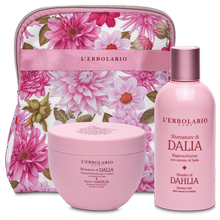 Sfumature di Dalia Beauty Set Petalo: Bagnoschiuma 250 ml e Crema Corpo 300 ml