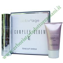 ACTIVAGE Complex KIT Serum E + crema