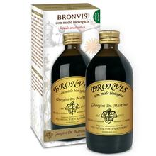 BRONVIS con miele Biologico 200 ml