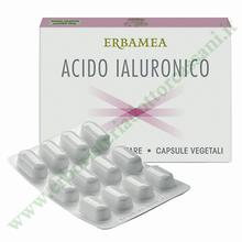 Acido Ialuronico - 24 capsule vegetali