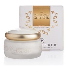 GOLD 24K CREMA ANTIAGE 50 ml