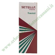 BETULLA COMPOSTA 50 ml