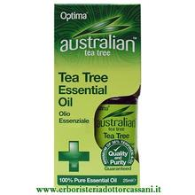 AUSTRALIAN TEA TREE OIL 10 ml