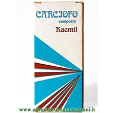 CARCIOFO COMPOSTO 25 ml