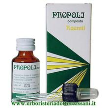 PROPOLI COMPOSTO 15 ml