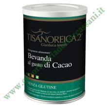 TISANOREICA 2 Bevanda Cacao 350 gr.