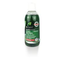 Organic Aloe Vera Collutorio 500 ml