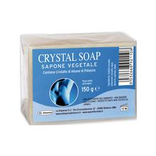 DEO CRYSTAL SOAP Sapone minerale 150 grammi