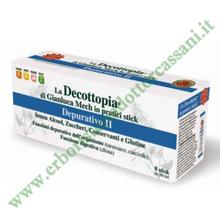DECOTTOPIA Decopocket Depurativo II 240 ml