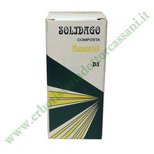 D/3 SOLIDAGO COMPOSTO 25 ml
