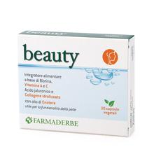 Beauty 30 capsule vegetali