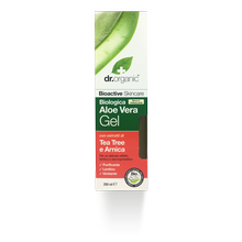 Organic Aloe Vera Gel con Tea Tree 200 ml