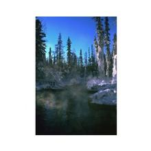 Essenze Ambientali dell'Alaska: LIARD HOT SPRINGS