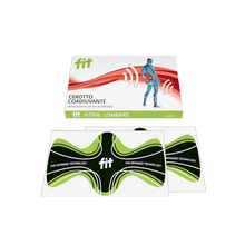 Fit Therapy Patch LOMBARE (8 pz.)