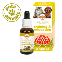 Australian Bush Flower Essences TRAINING & EDUCATION Universe Pets