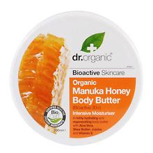 Organic Manuka Honey Body Butter 200 ml