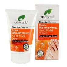 Organic Manuka Honey Crema Mani e Unghie 125 ml