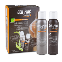 Cell-Plus Mousse Croccante Anti-cellulite Giorno e Notte