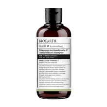 Bioearth Hair 2.0 Shampoo Antiossidante per tutti i tipi di capello 250 ml
