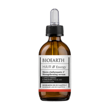 Bioearth Hair 2.0 Siero Rinforzante per Capelli Deboli e Diradati 50 ml
