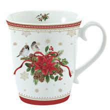 SPIRIT OF CHRISTMAS: Tazza in Porcellana Dec2 275 ml